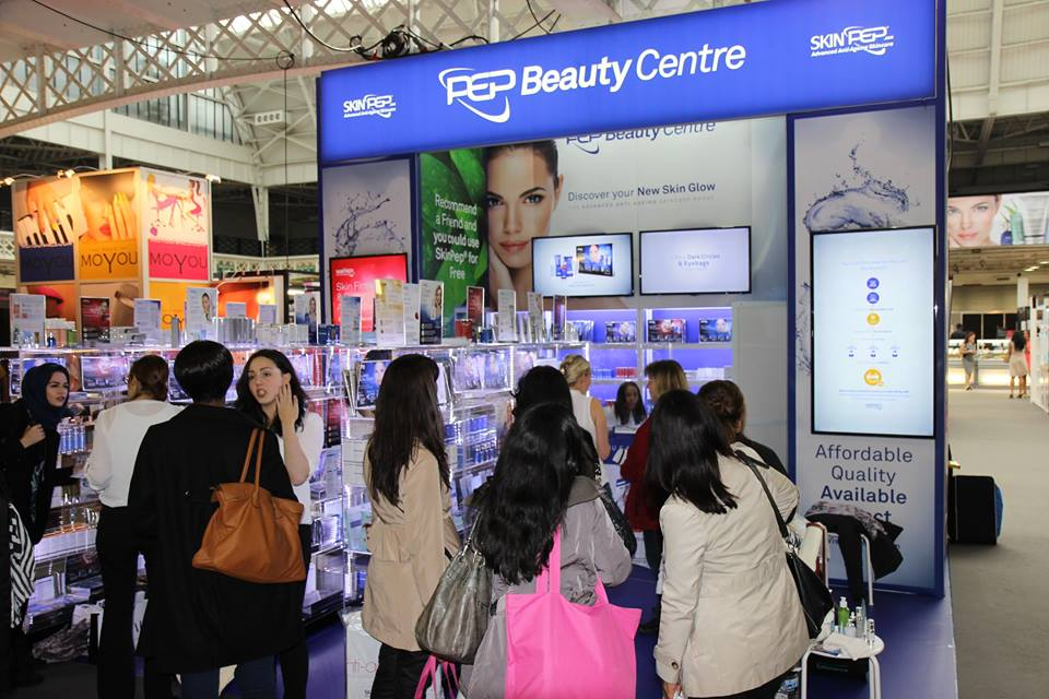 The Anti Ageing Health & Beauty Show 2014, Olympia National image8
