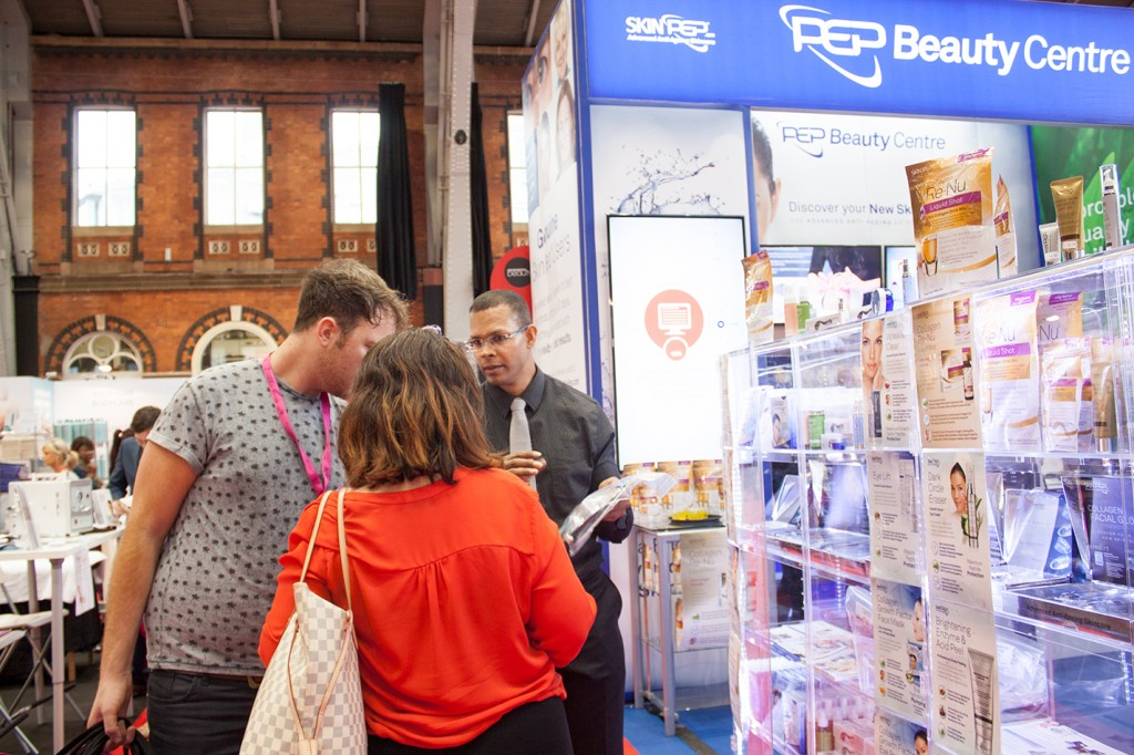 Professional Beauty North, Manchester, 19-20 October 2014 image39