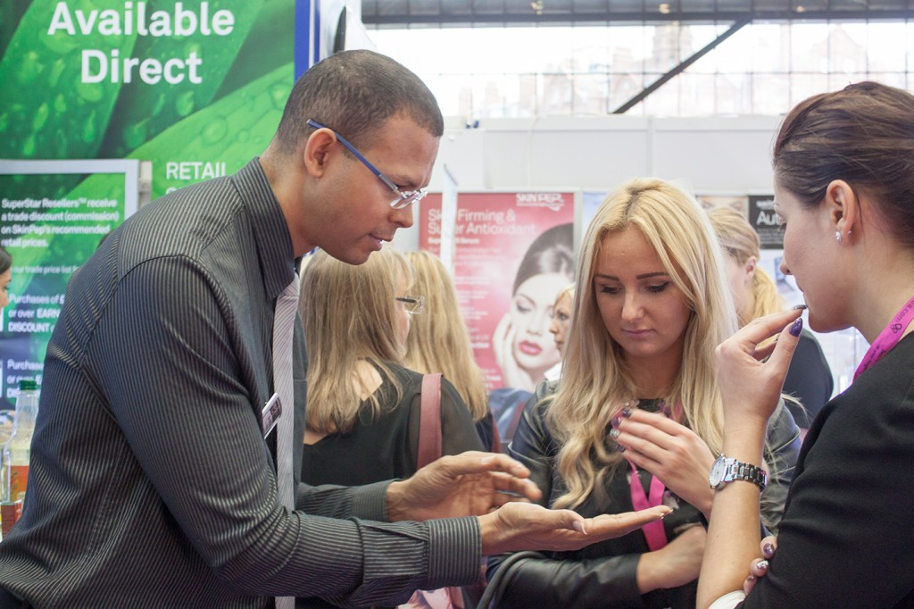 Professional Beauty North, Manchester, 19-20 October 2014 image28
