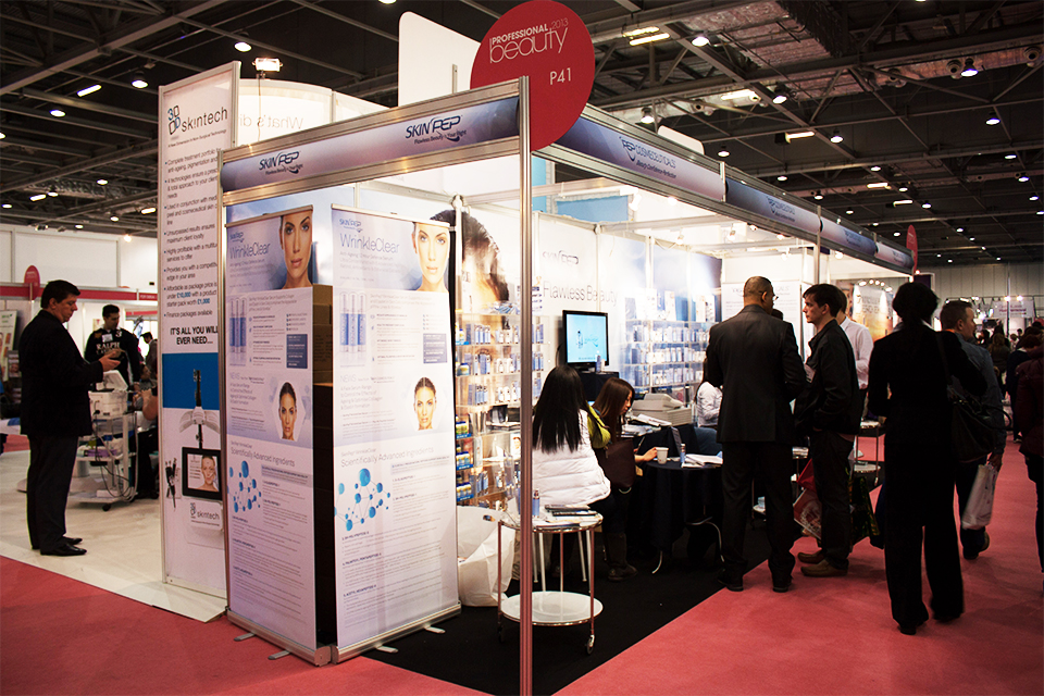 Professional Beauty Show 2013, Excel London 2
